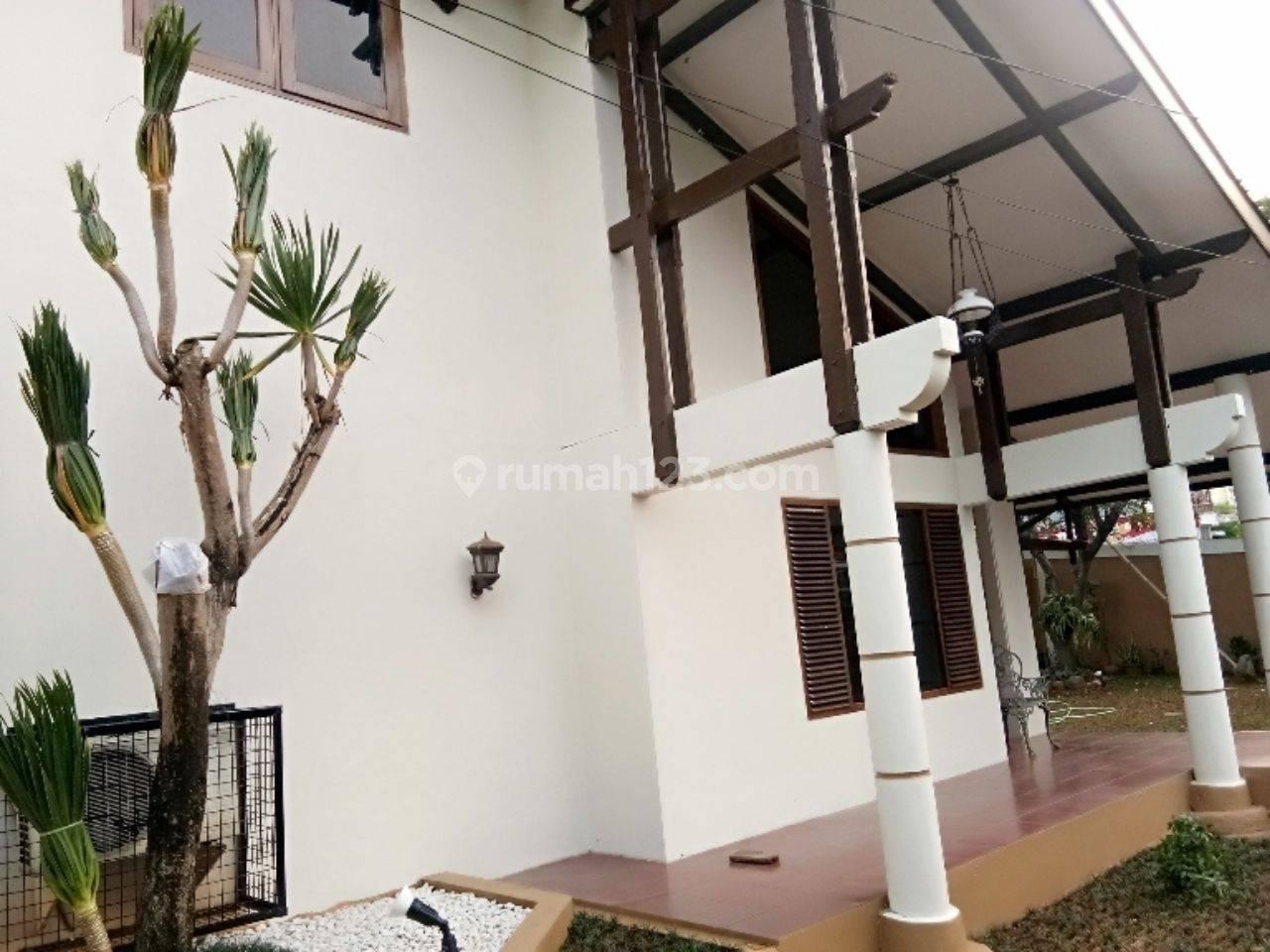 Rumah bagus kokoh dan strategis di Kalibata Timur dekat Stasiun Kalibata jaksel