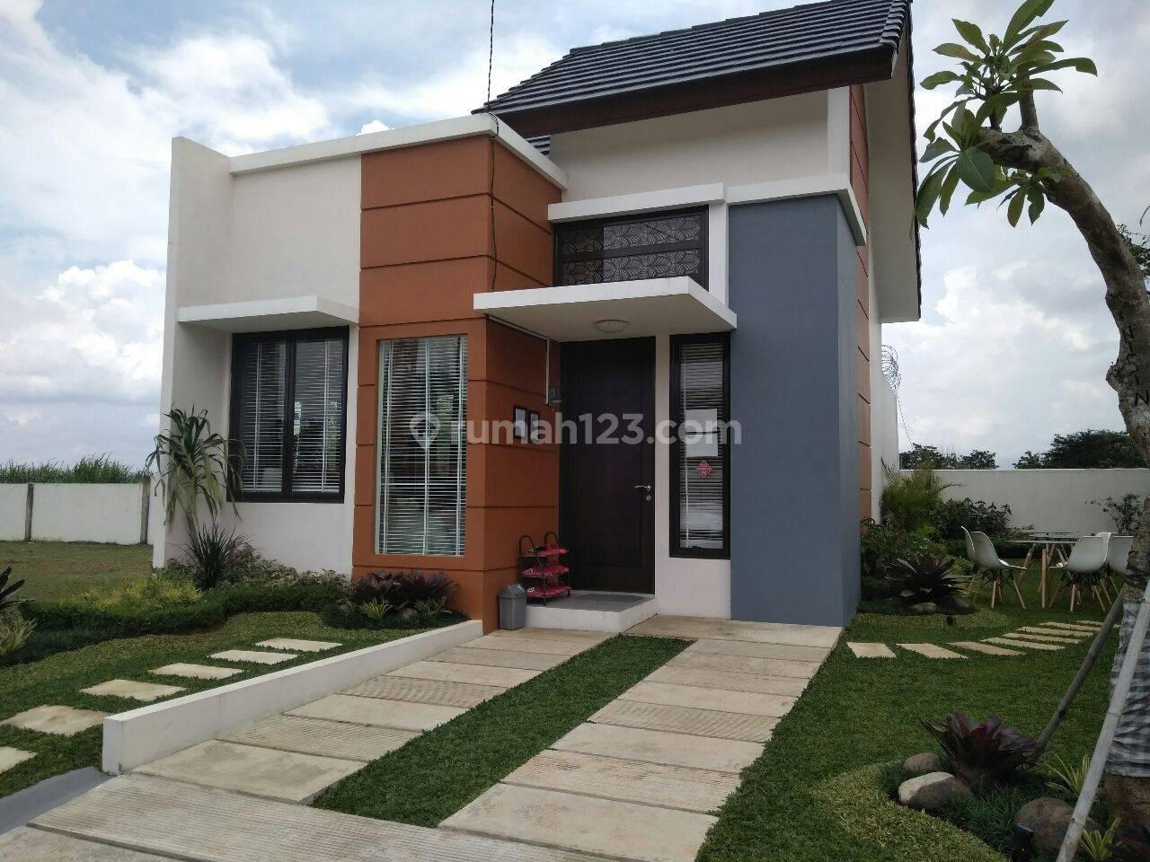 Rumah Kompak Akses Strategis Bali Resort Bogor