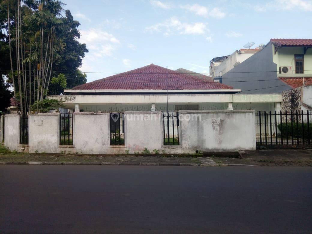 Rumah di panglima polim, kebayoran baru. Jaksel. Harga dibawah pasaran dan appraisal bank