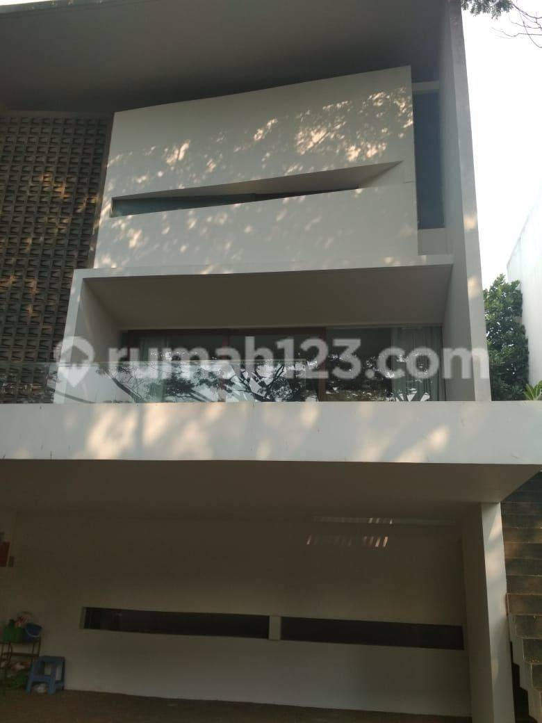 Nice House at Compound With 3 Bedrooms at Jati Padang Area
