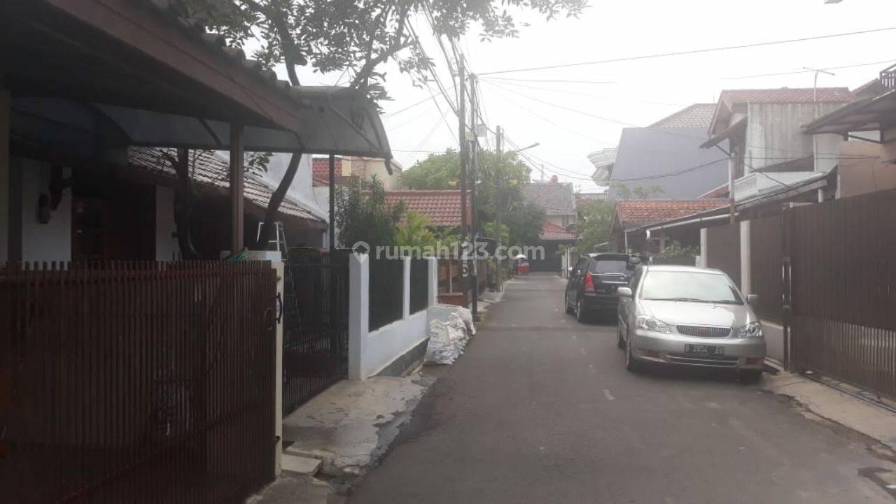 Rumah Tinggal Komplek Taman Meruya Ilir Meruya Utara Kembangan Jakarta Barat