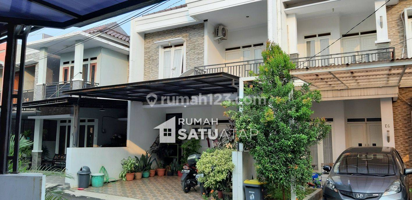 [Cashback 1%] Rumah Cluster 2 dekat Setu Babakan - RSA101902