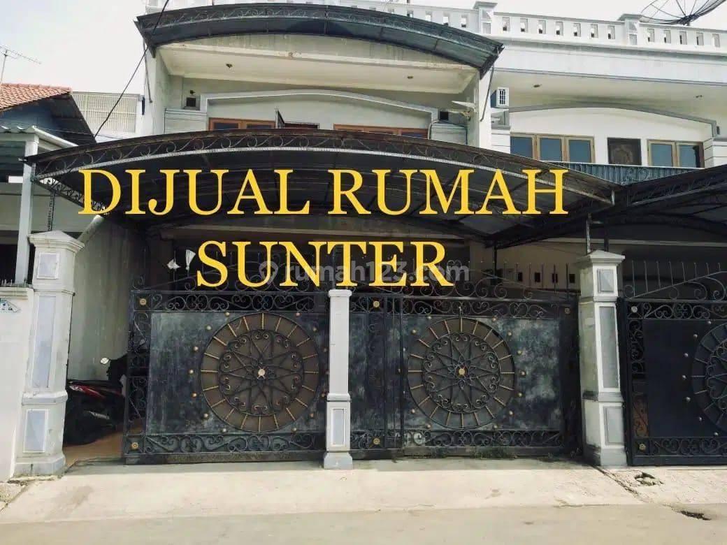Rumah Sunter Permai Jaya, SunterLuas 152/250m2