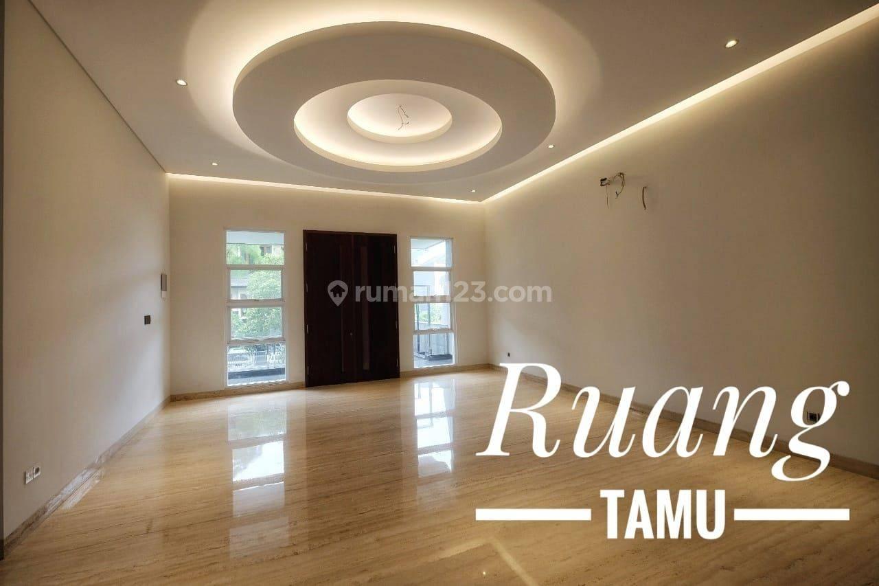 Rumah Baru, Modern Minimalis di Katamaran Indah-PIK. 18.8m nego!