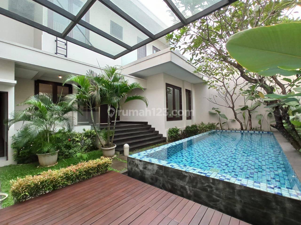 Brand New House at Pondok Indah