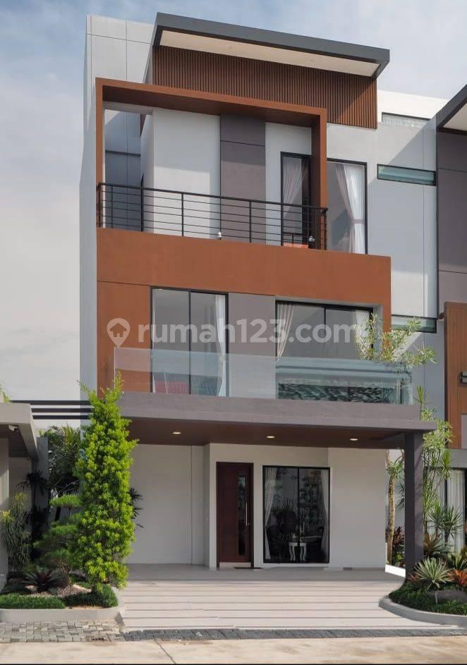 Rumah inti Kota Medan Givency One