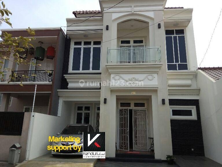 Rumah Mewah 2 Lantai dalam Cluster dekat tol Andara Akses 2 Mobil