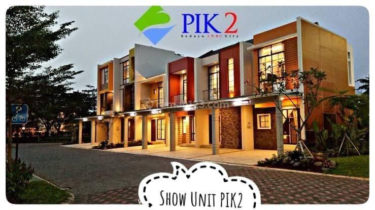 Rumah PIK 2, 4x15, 2 Lantai Tahap 1 Termurah!!!