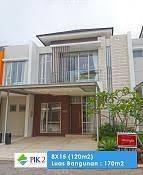 Rumah PIK2, Uk 8x15, 2 Lantai Tahap 1 Hanya 3.3m Nego!!!