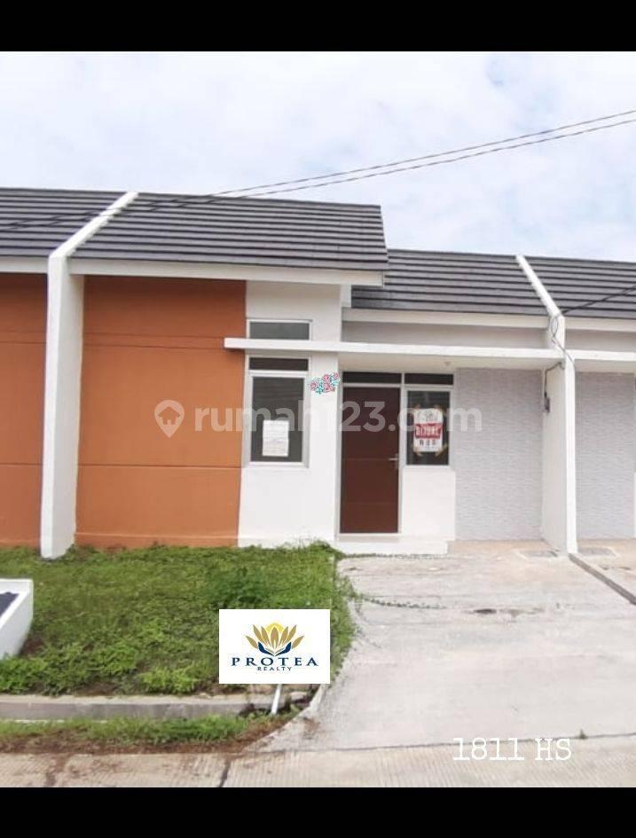 rumah dalam cluster Cendana di Maja