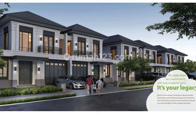 Townhouse Edenhous TB Simatupang Jakarta Selatan
