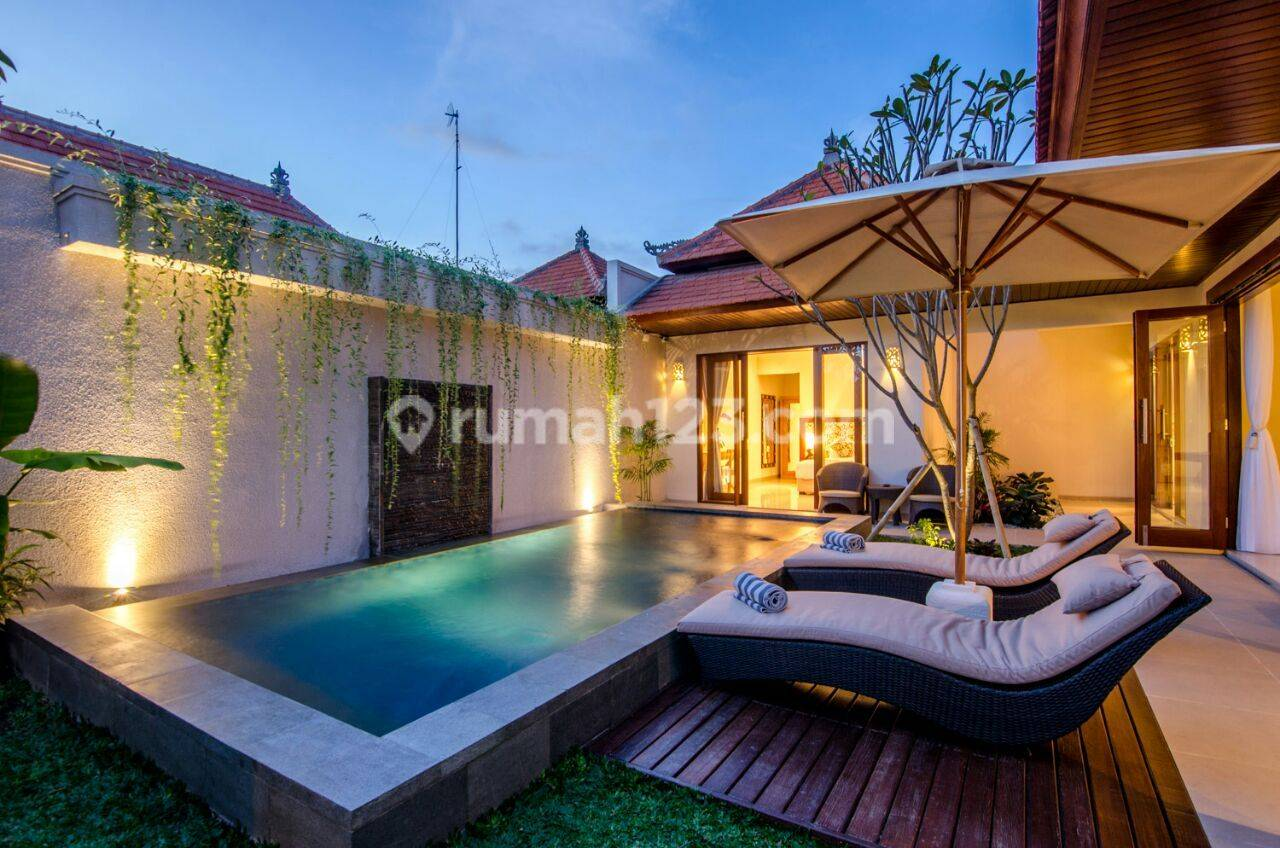 Villa in Sanur with Full Furnished