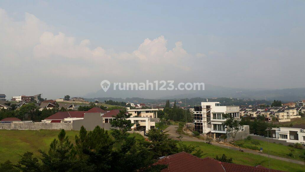 Rumah mewah best view di sentul city