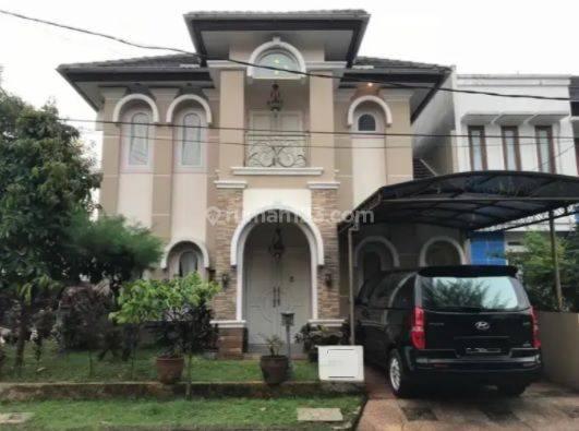segera miliki rumah Jalan Bukit Cinere Raya Depok cluster Casa De Chantique