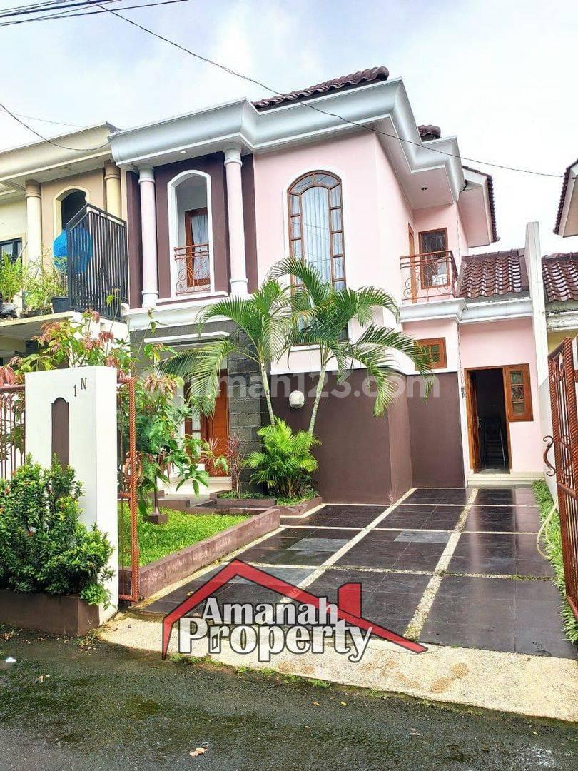 Rumah Mewah Semi Furnish Siap Huni Di Jagakarsa Jakarta Selatan