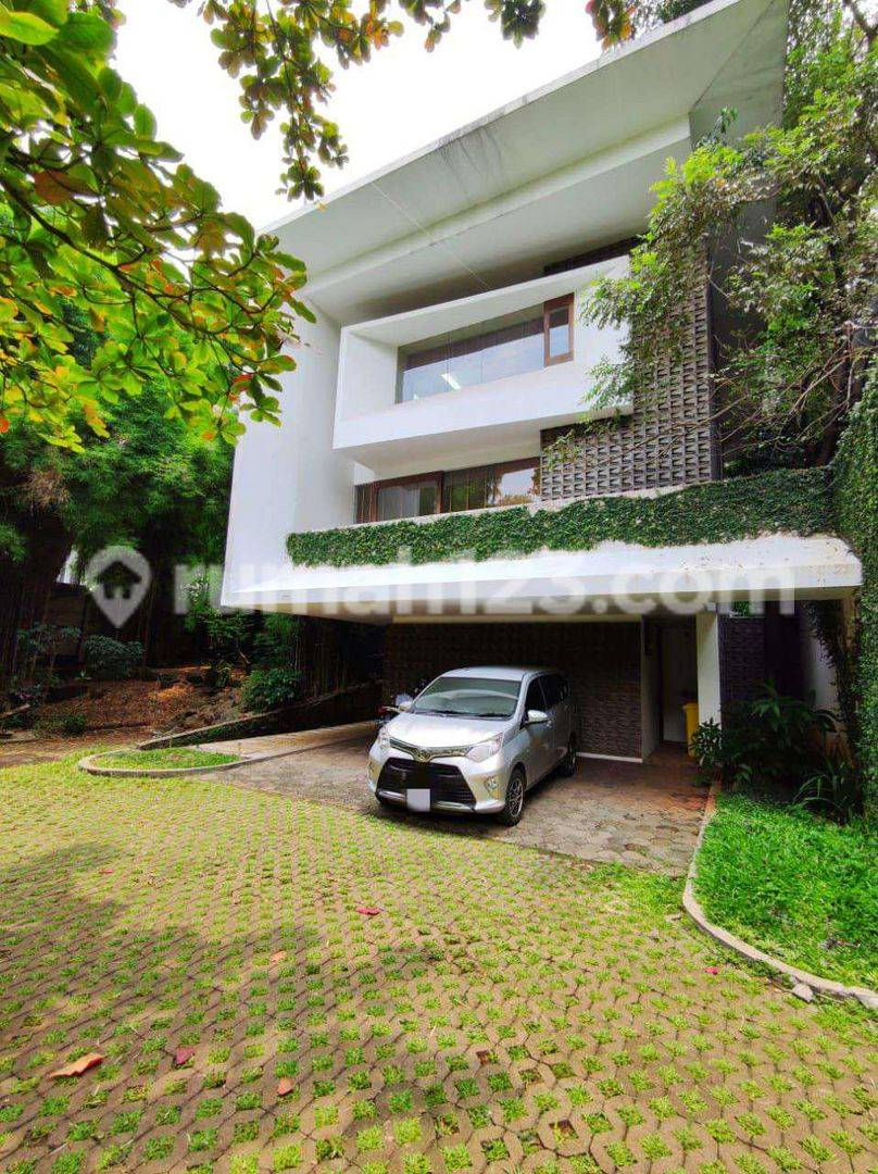 Excellent House at Compound with Nice 3 Bedrooms at Jati Padang Area
