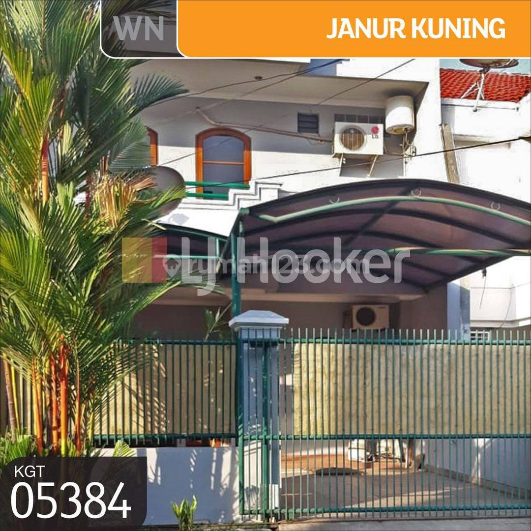Rumah Janur Kuning Residence Kelapa Gading, Jakarta Utara