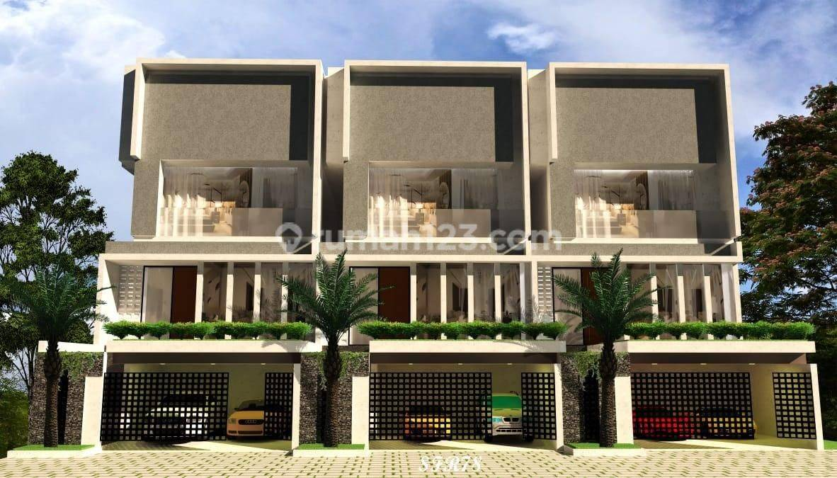 Rumah Kawasan Elite Lokasi Strategis Cilandak Jakarta Selatan