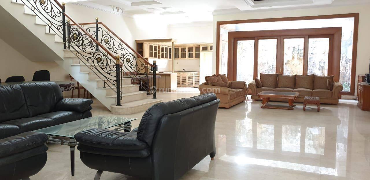 Rumah di Jln Parang Tritis Ancol Jakarta Utara