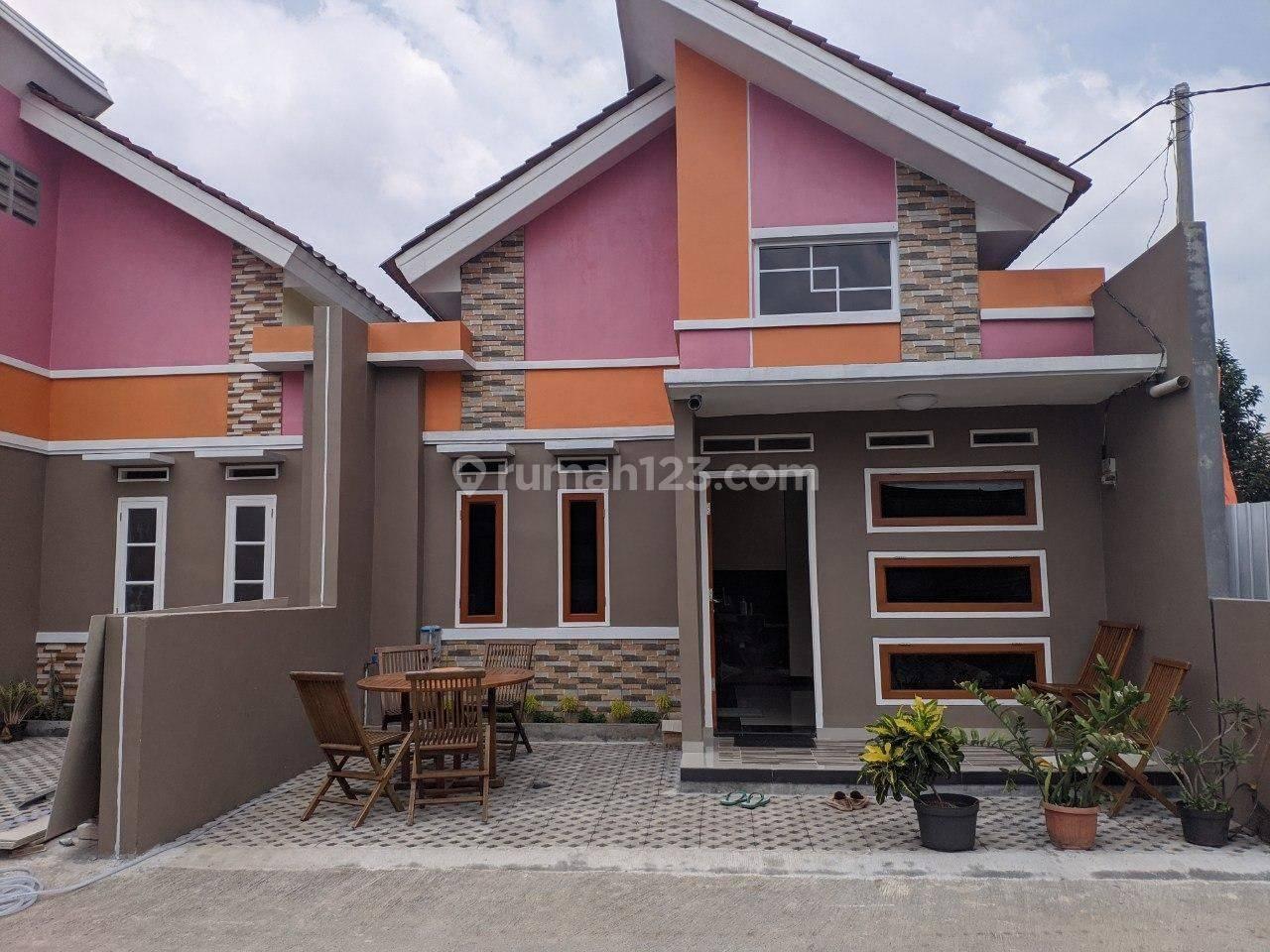 Rumah Cluster Minimalis Termurah Di Beji Depok Siap Huni