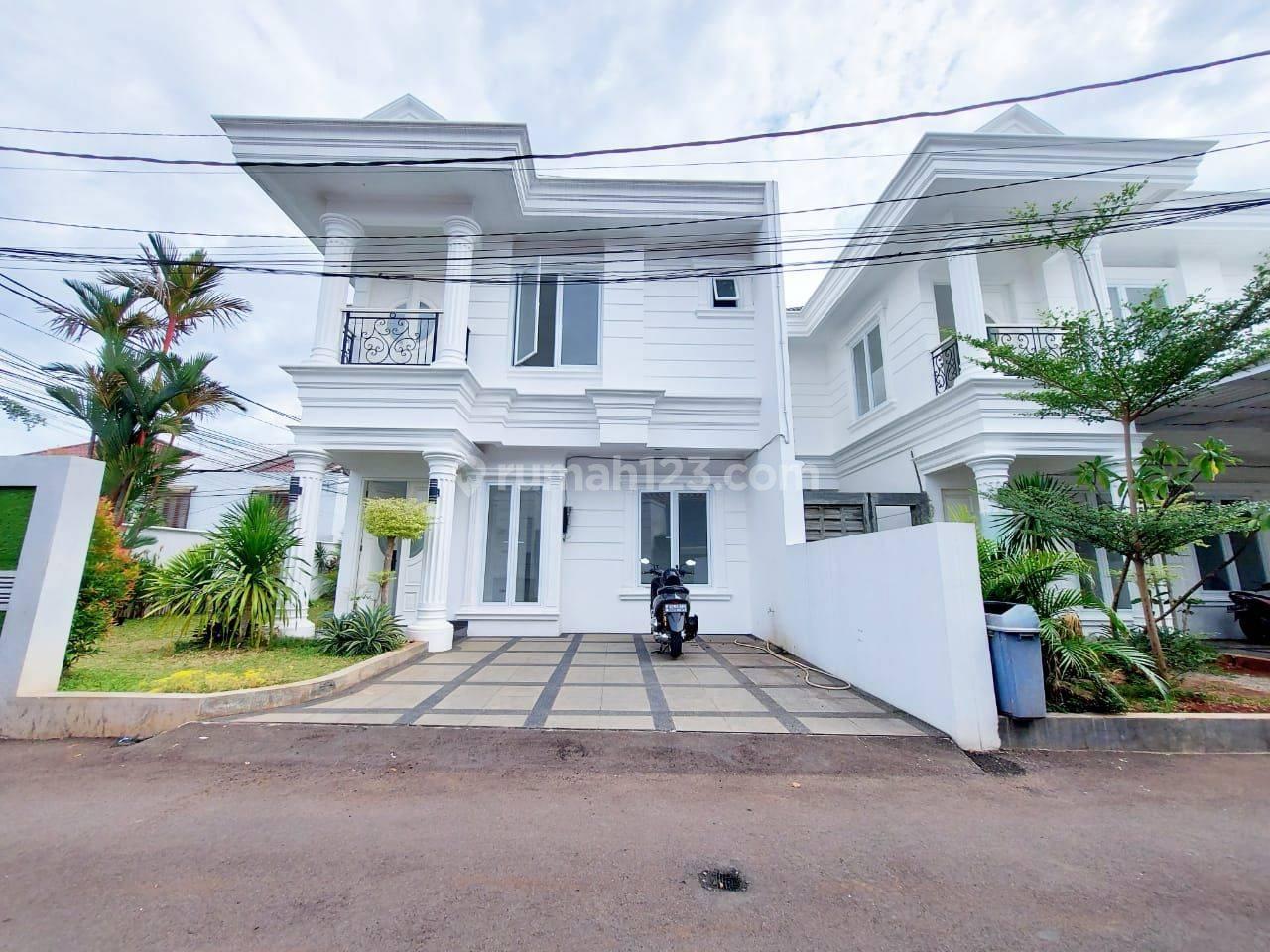 Rumah Baru Dalam Cluster Siap Huni Strategis Di Pejaten Barat Jakarta Selatan
