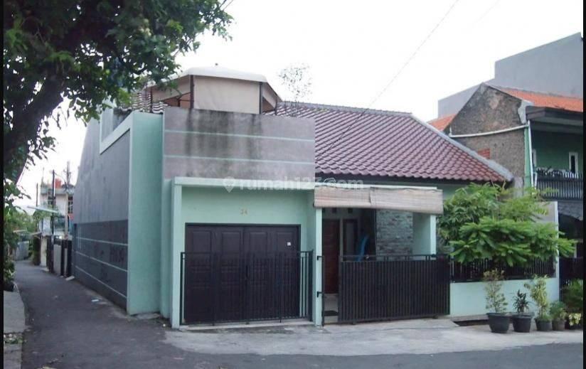 Rumah Di Pusat Kota Jakarta Cocok Buat Investor Kost' an
