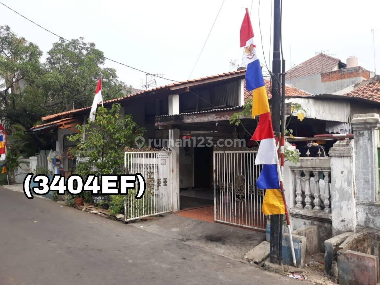 Rumah Tua Kemayoran Jakarta Pusat (3404EF)
