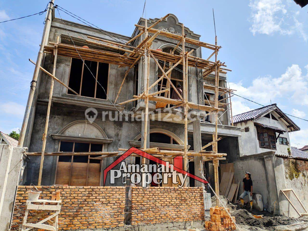 Rumah Mewah Lokasi Strategis Dekat Ragunan Cilandak Jagakarsa Ciganjur Jakarta Selatan