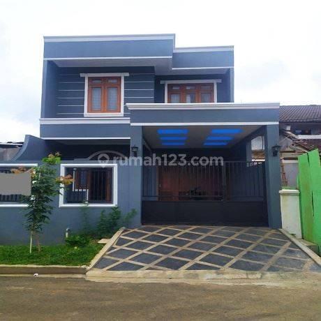 Rumah 2 Lantai Daerah Kemanggisan, Jakarta Barat