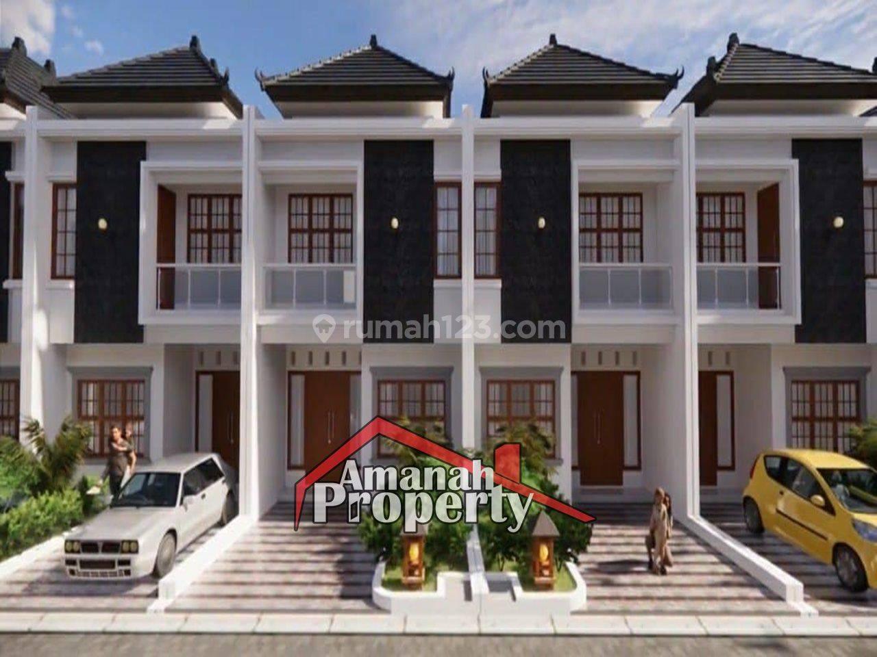 Rumah di Cimanggis Dalam Cluster Murah 2 Lantai Lokasi Strategis