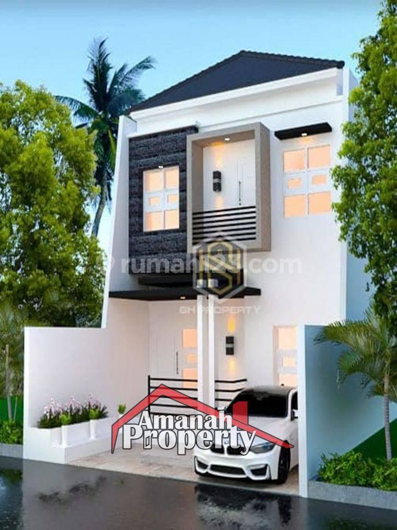 Rumah di Jagakarsa Baru 3 Kamar Tidur Lokasi Strategis Jakarta Selatan
