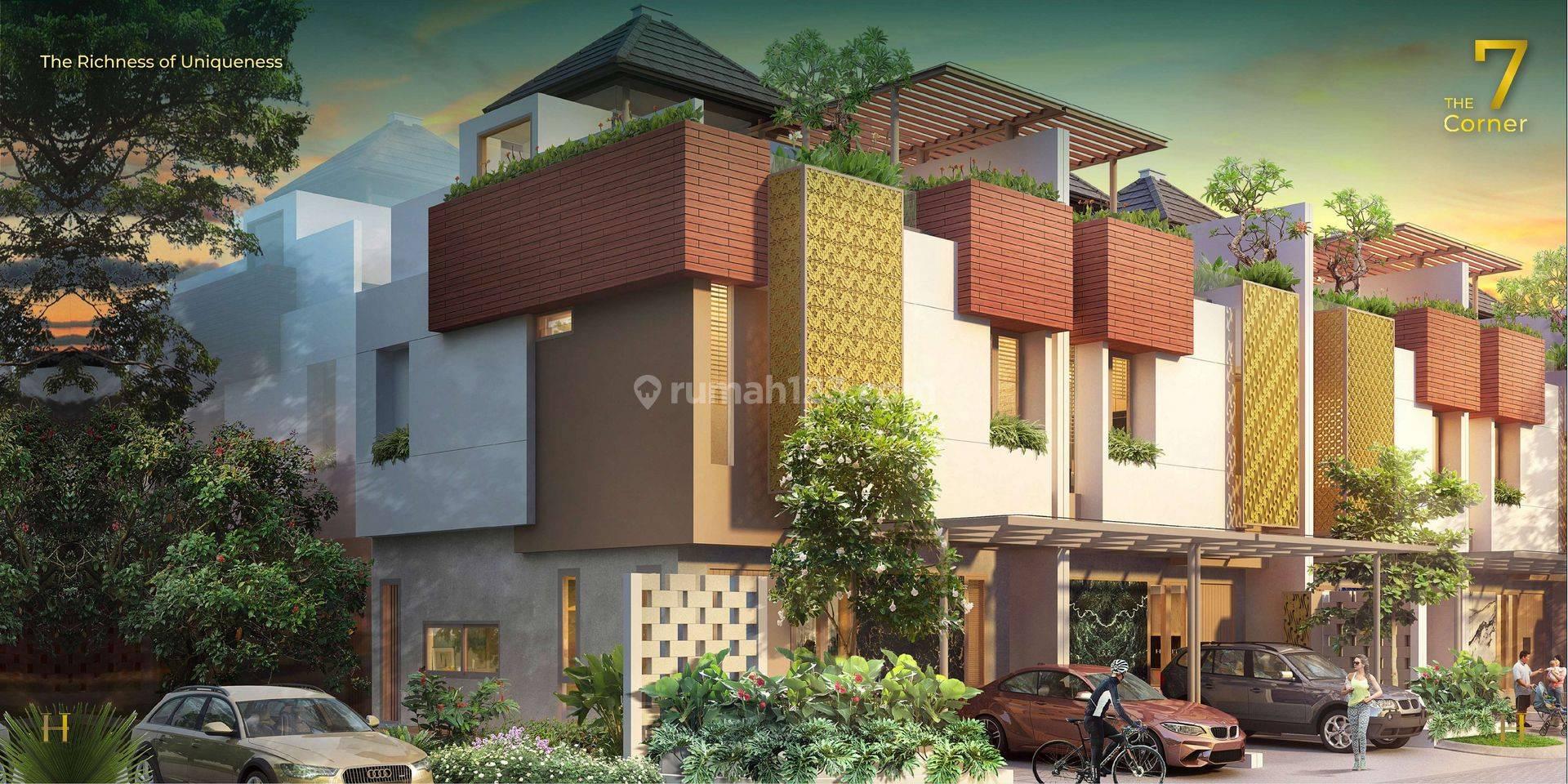 Heritage residence Puri 11 - The 7 Coner
