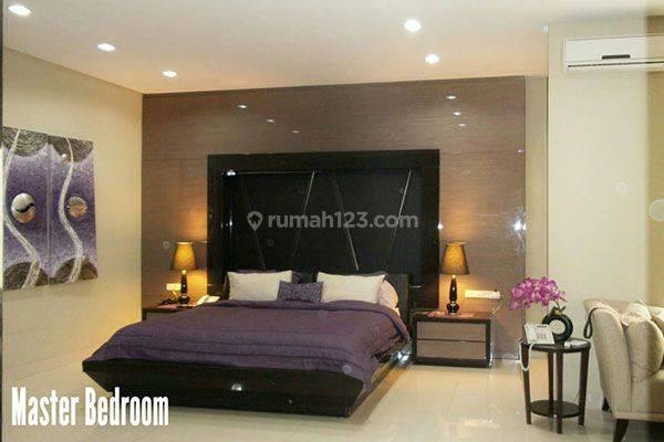 Rumah Bagus 3,5 Lantai Jalan Tanjung Menteng Murah 55M Rooftop City View