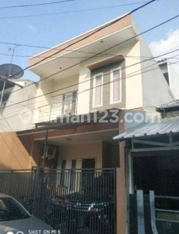 Rumah siap huni 2lantai luas 6x15 90m type 4KT Sunter Agung Jakarta Utara