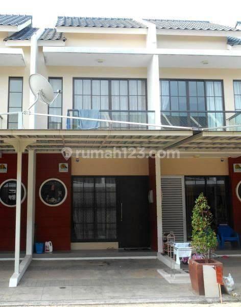 23/03 Rumah Green Lake City Cluster East Asia Ukuran 4x12