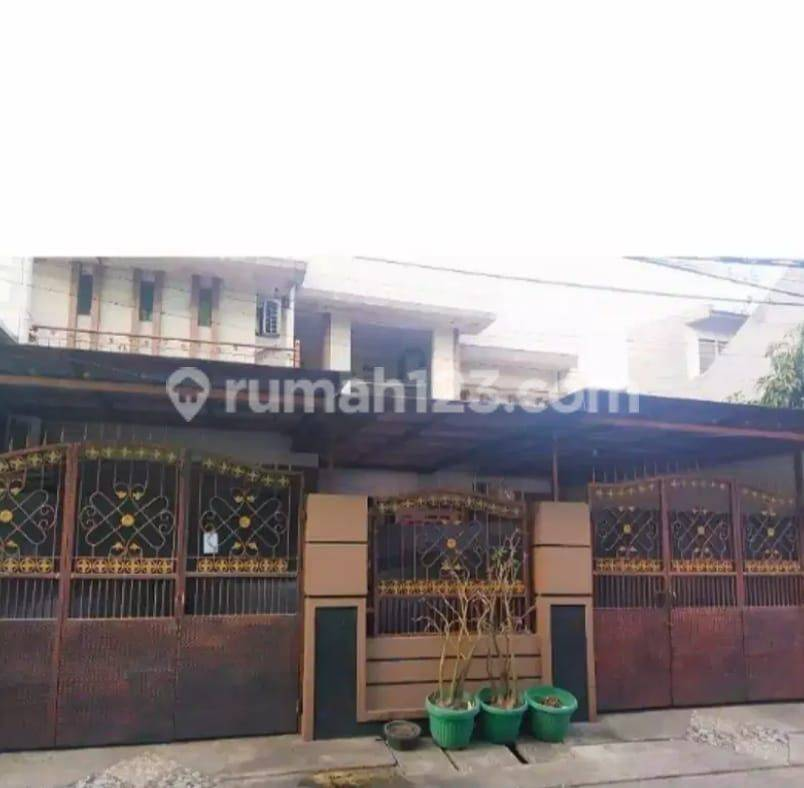 Rumah Gading Mas siap huni 2lt Luas 8x15 120m Type 5KT Kelapa Gading Jakarta Utara
