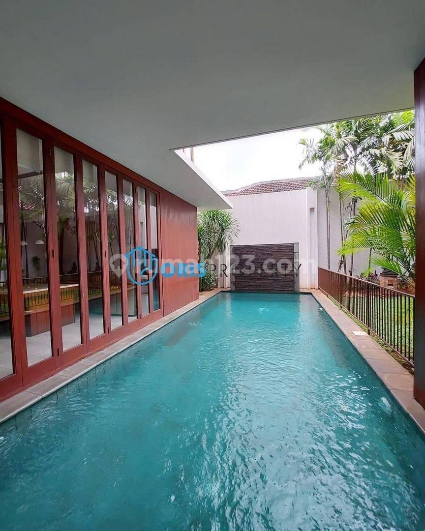 Cipete - Dalam Cluster, Tropical Resort Design