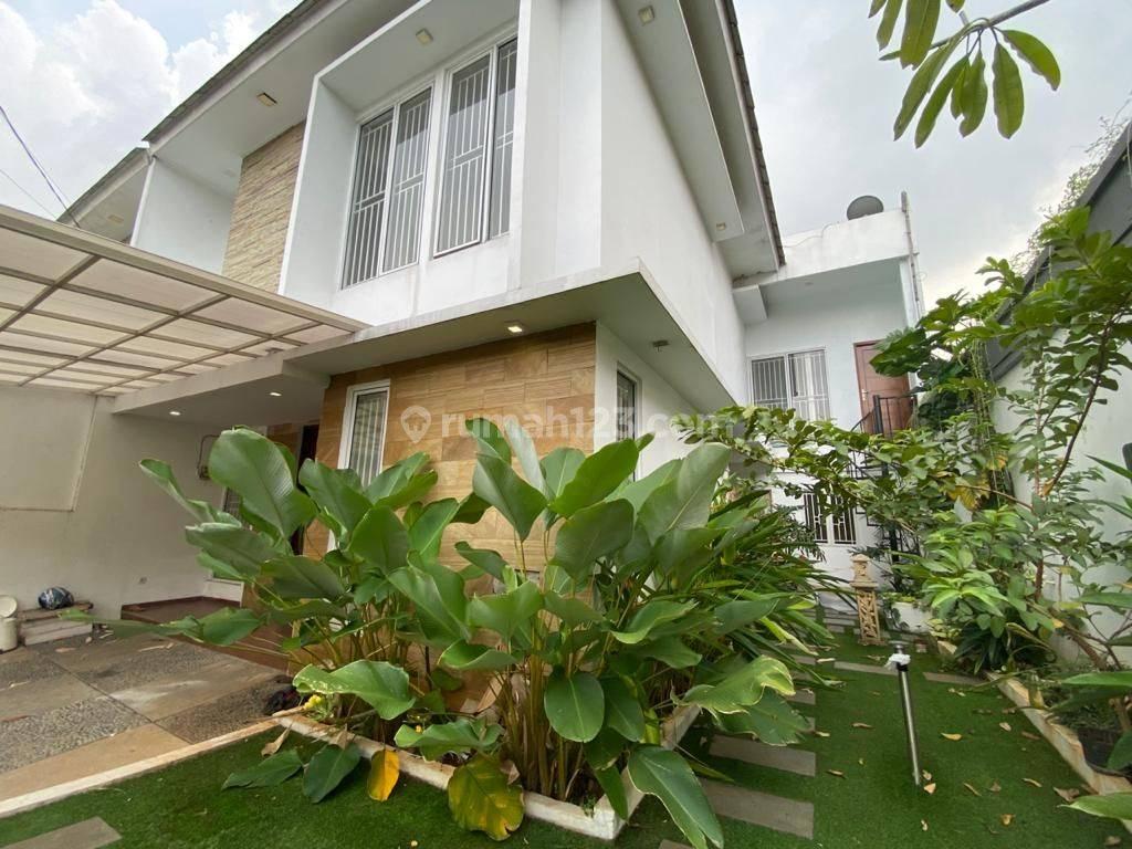 Rumah Cantik Siap Huni di Kalibata Jakarta Selatan.
