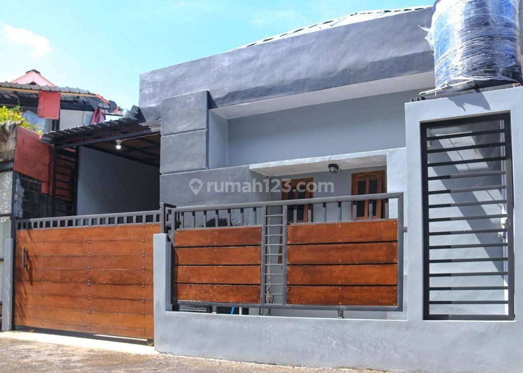 Rumah Modern Murah di Denpasar Dekat Sesetan