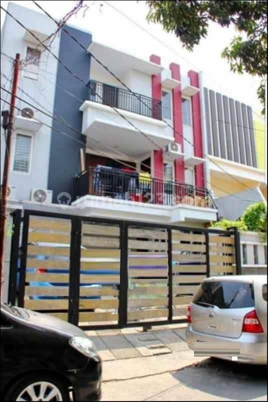 Kost Kosan 3 lantai luas 9x17 153m Kelapa Cengkir Timur Kelapa Gading Jakarta Utara