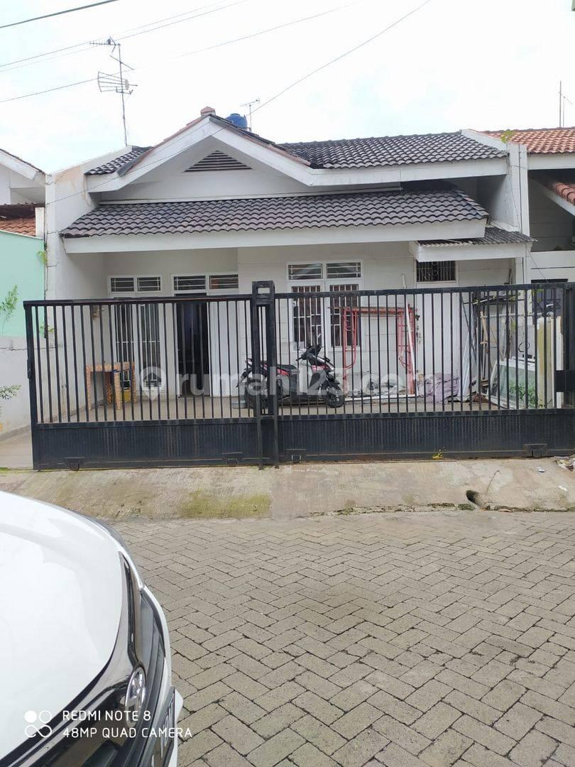 Cepat, Perumahan Griya Permata (144m2), Petir, Cipondoh, Tangerang