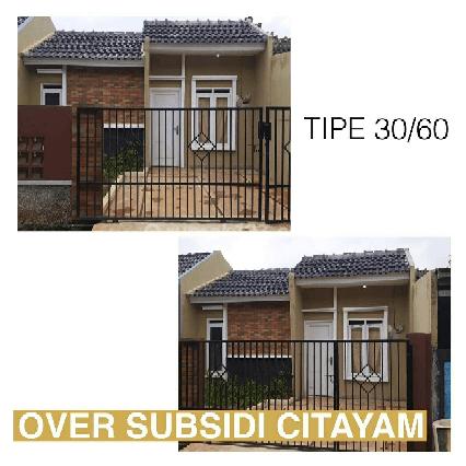 take over rumah cantik murah minimalis modern strategis aman nyaman bebas banjir