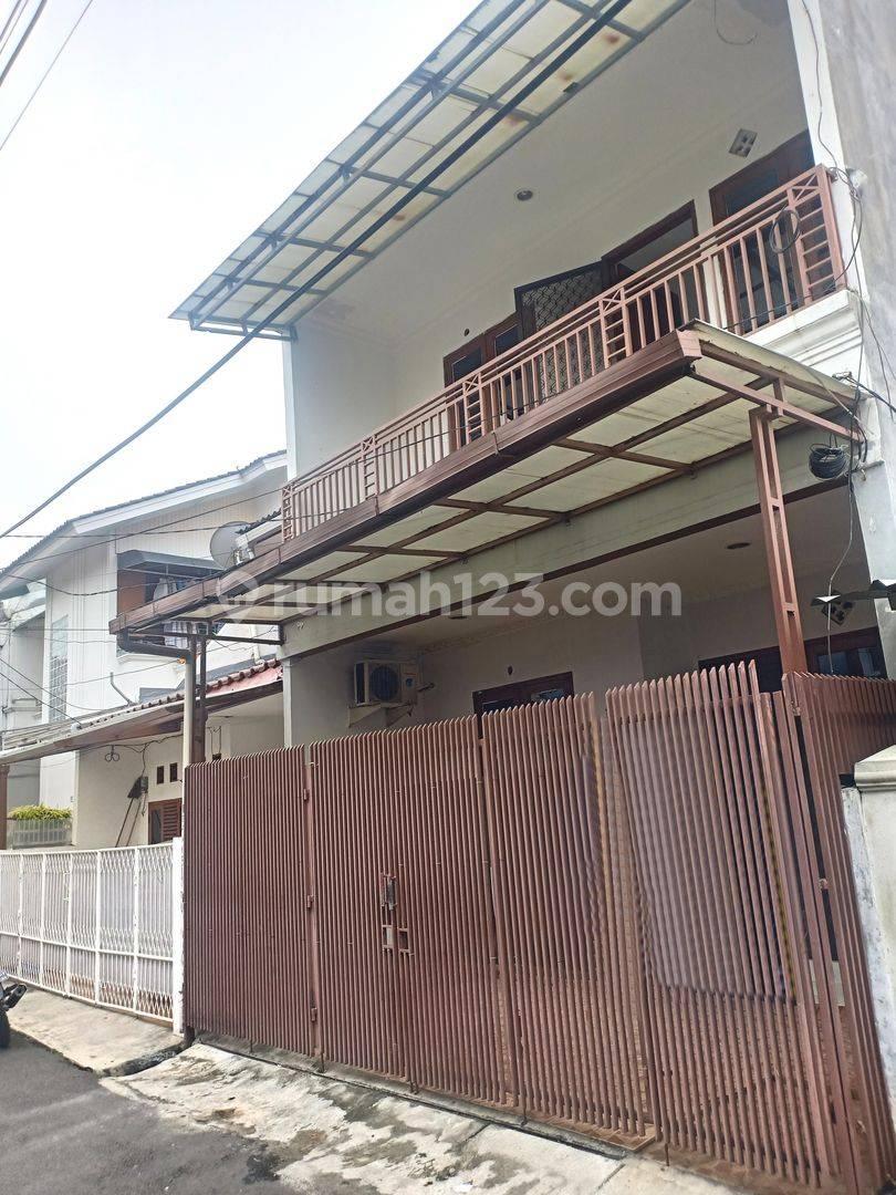 RUMAH HOKI (Lokasi Dekat Jalan Panjang) 2 Lantai   NON. 484s