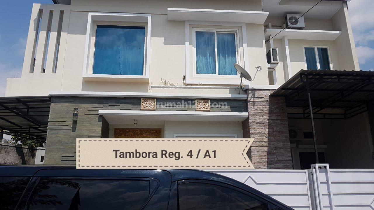 Perumahan Tambora Regency