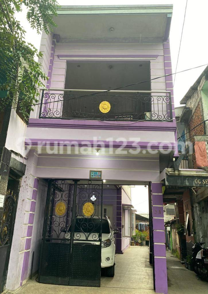 Rumah di Cililitan Besar Jakarta Timur P0783