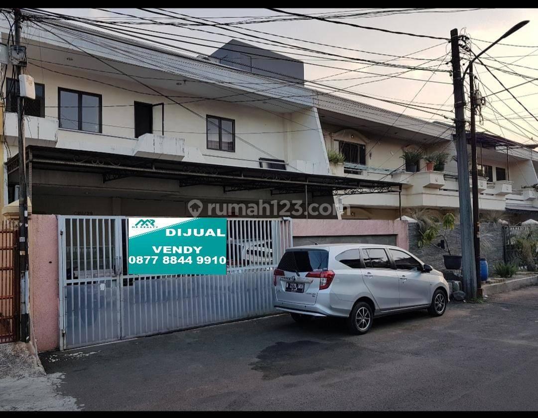 Rumah Tua Layak Huni Muara Karang Blok Favorit, Jarang Ada!!!