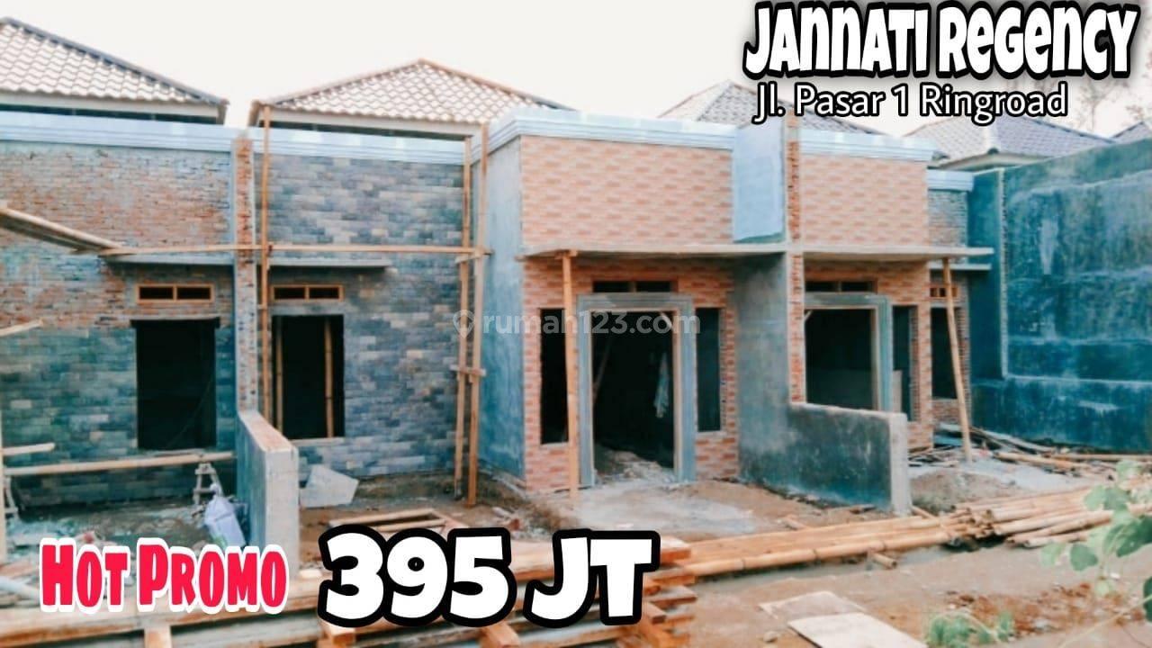 Rumah cantik dengan kualitas terbaik hanya di Jannati Regency