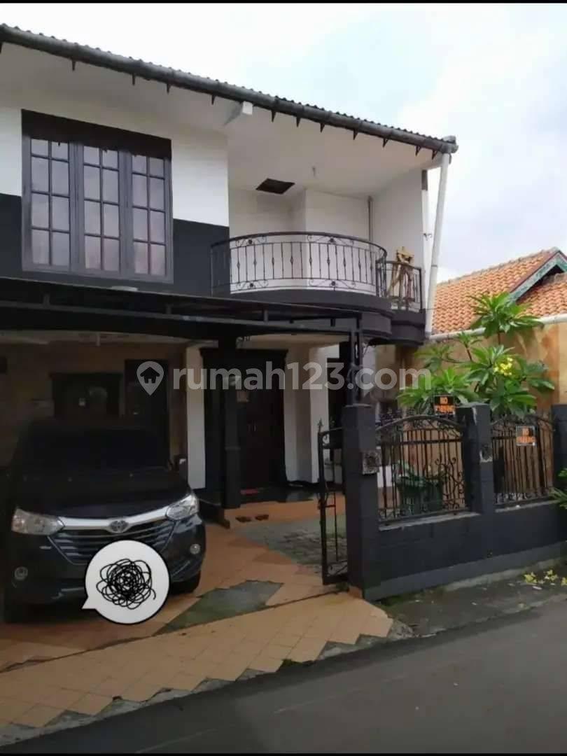 Rumah Cocok untuk KANTOR sudah berikut isi work stasion, Radio Dalam Jakarta Selatan