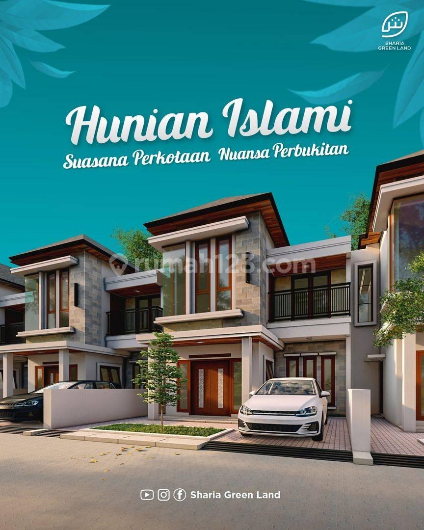 Rumah 2 Lantai Di Kota Bandung Dengan Konsep Lingkungan Islami Yang Dekat Dengan Pusat Kota