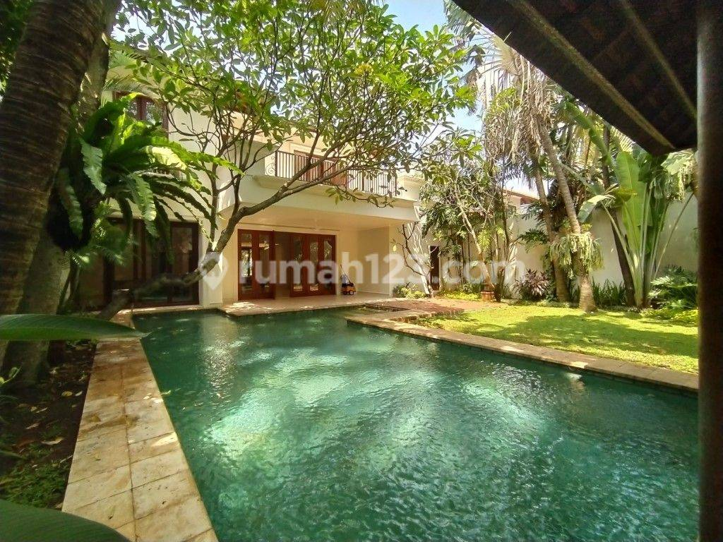 Luxury and Big 2 Storey House at Compound with Private Pool and Garden at Cilandak Barat Area